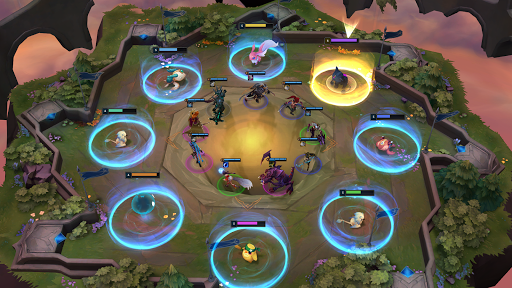 Teamfight Tactics: League of Legends Strategy Game screenshot 7
