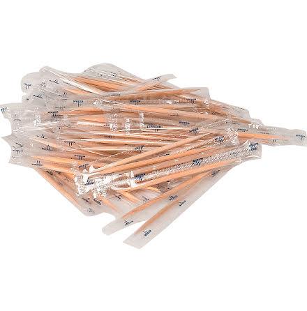 Tandpetare trä förpack.1000/fp