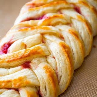 Homemade Danish Pastry Dough (Quick Method).