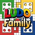 Ludo Family: A Parcheesi Board-Game Classic - Free icon
