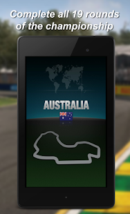 Formula Legend: Race Strategy- screenshot thumbnail