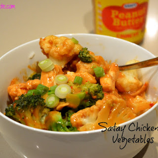 Satay Sauce for Chicken or Beef
