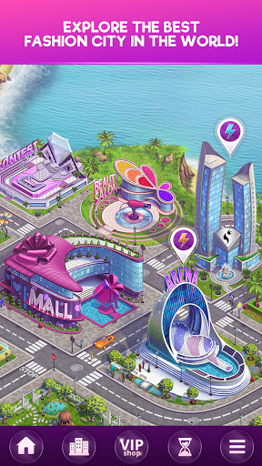 Lady Popular: Fashion Arena 94.6 screenshots 3