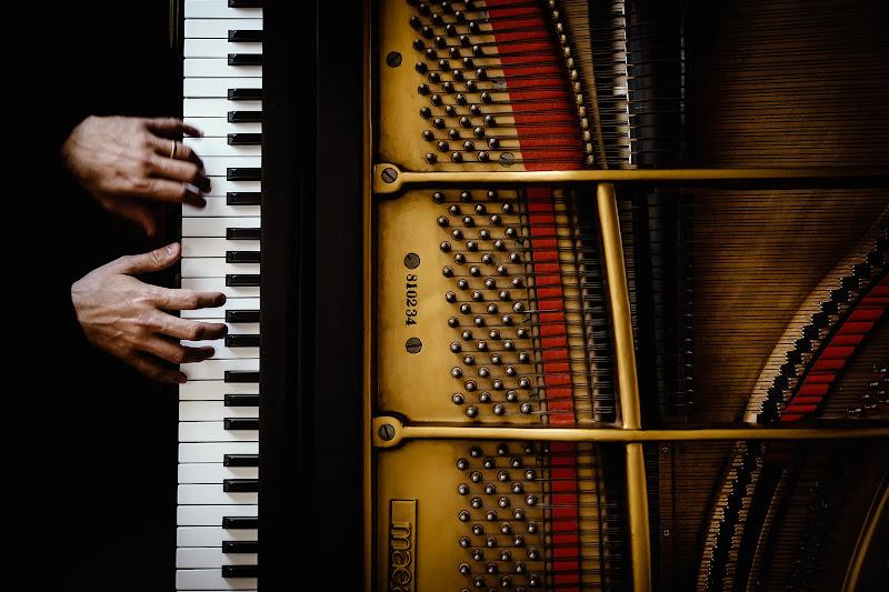 Il pianista di Sergio Rapagnà