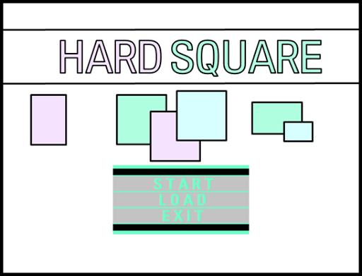 Télécharger 하드스퀘어: 세상에서 가장 어려운 블럭 피하기 APK MOD 1
