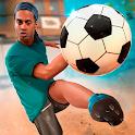 2019 Street Soccer Legend ⚽ Urban League Goal Star icon