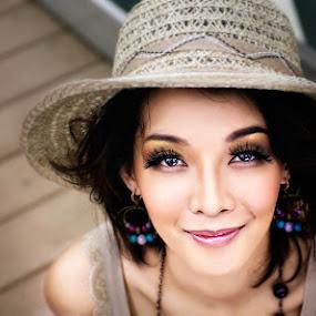 Summered by Yeng Regidor - People Portraits of Women