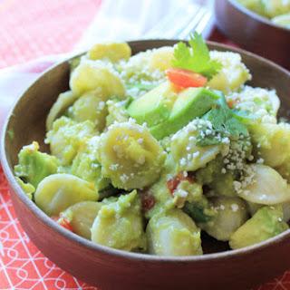 Guacamole Pasta Salad.