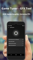 Game Booster XS - Game Turbo, Game Tuner FPS Meter APK screenshot thumbnail 3