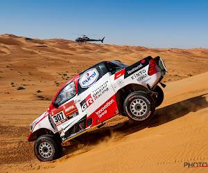 Belg Tom Colsoul moet opgeven in de Dakar na zware crash