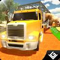 Zoo Truck transporte de animai icon