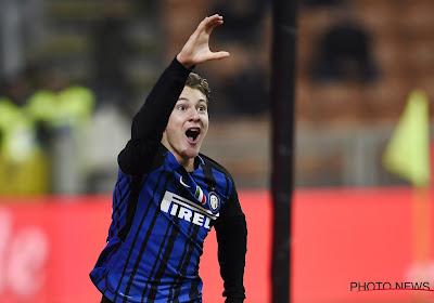"""L'homme qui a coûté 9,5 millions en 2017 atterrit en Belgique: """"Je veux un jour jouer avec l'Inter"""""""