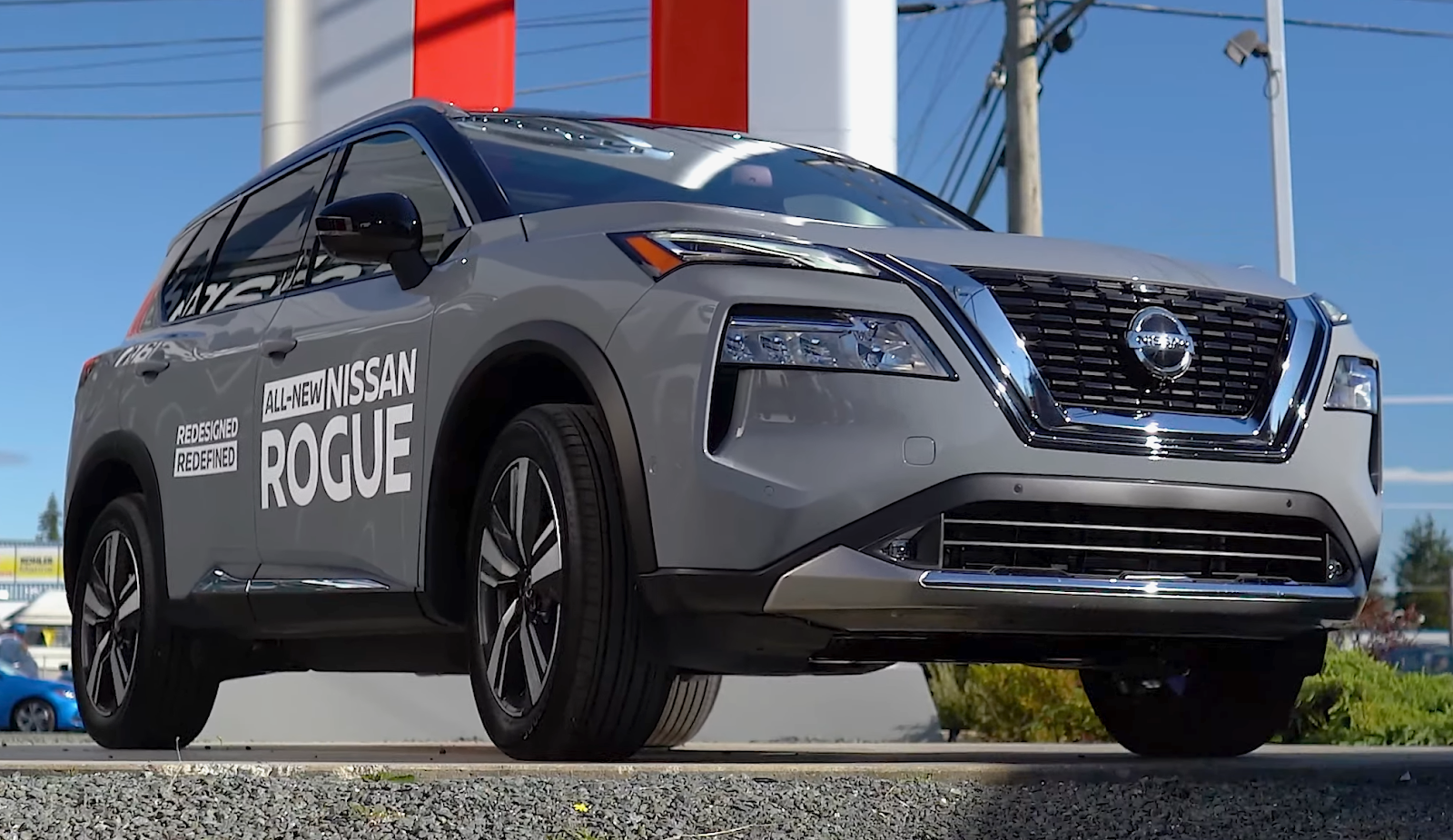 Photo of 2021 Nissan Rogue