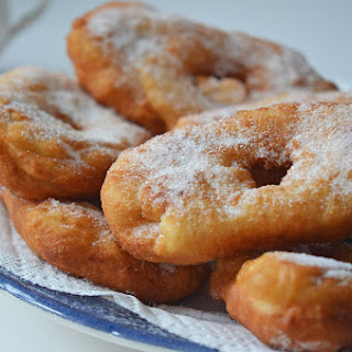 Lebanese Sugared Donuts