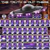 UFO Go Keyboard theme