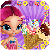 Shimmer Ice Cream Maker - Cooking Game