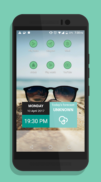 Greengold Icon Pack v1.0.7