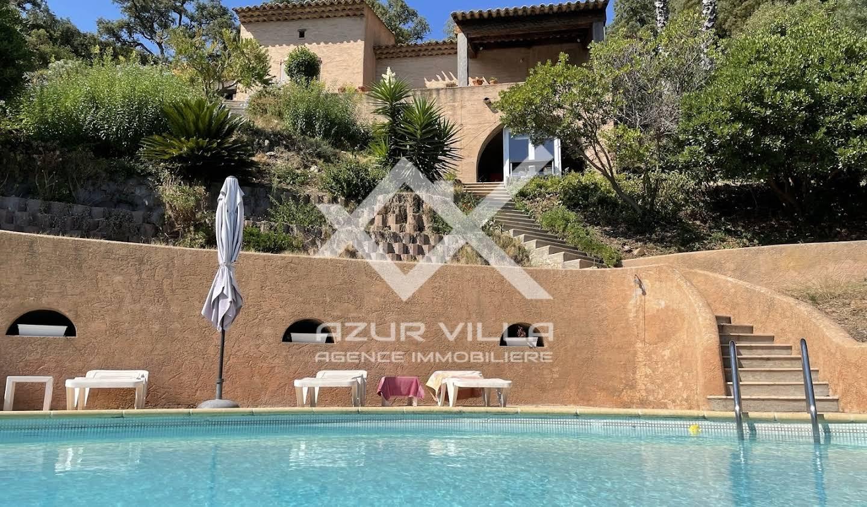 Villa avec piscine et jardin Rayol-Canadel-sur-Mer