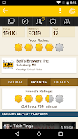 Screenshot of Untappd - Discover Beer
