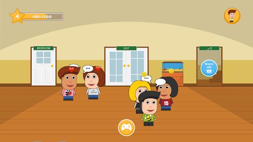 Teti Daycare - Baby care game screenshots 1