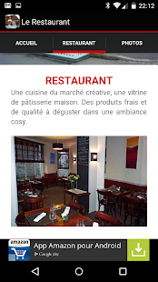 Le Balafon Restaurant- screenshot thumbnail