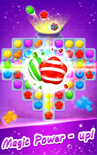 Candy Witch - Match 3 Puzzle Free Games 15.7.5009 screenshots 10