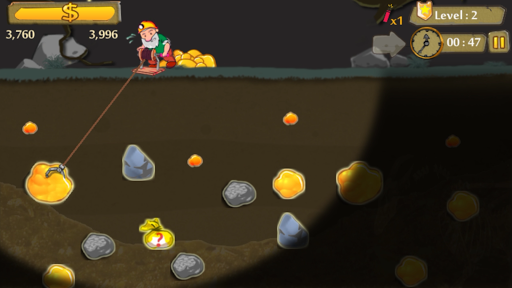 Gold Miner - Golden Dream 1.0.5 screenshots 1