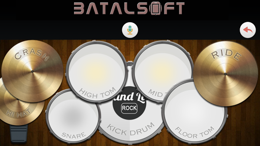 Band Live Rock (drum, bass, guitar, piano, mic) 3.2 screenshots 2