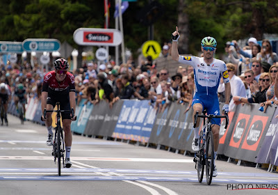 Dries Devenyns wint Cadel Evans Great Ocean Road Race