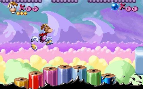 Rayman Classic Screenshot 14