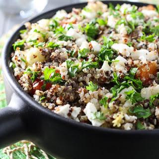Vegetarian Quinoa Bake Recipe