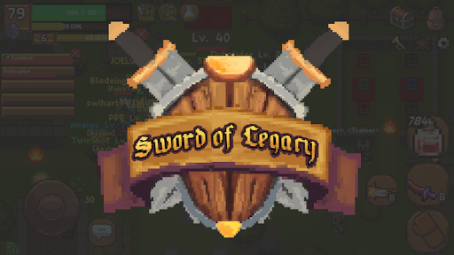 Sword of Legacy - MMORPG 2D 0.2.7 screenshots 1