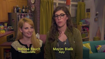 The Big Bang Theory Gives Back