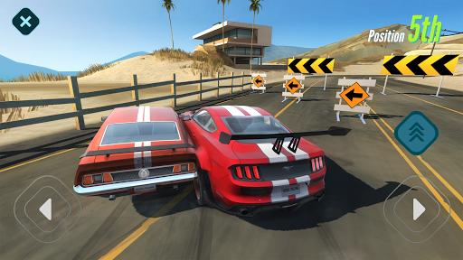 Rebel Racing 0.36.1045 gameplay | by HackJr.Pw 1