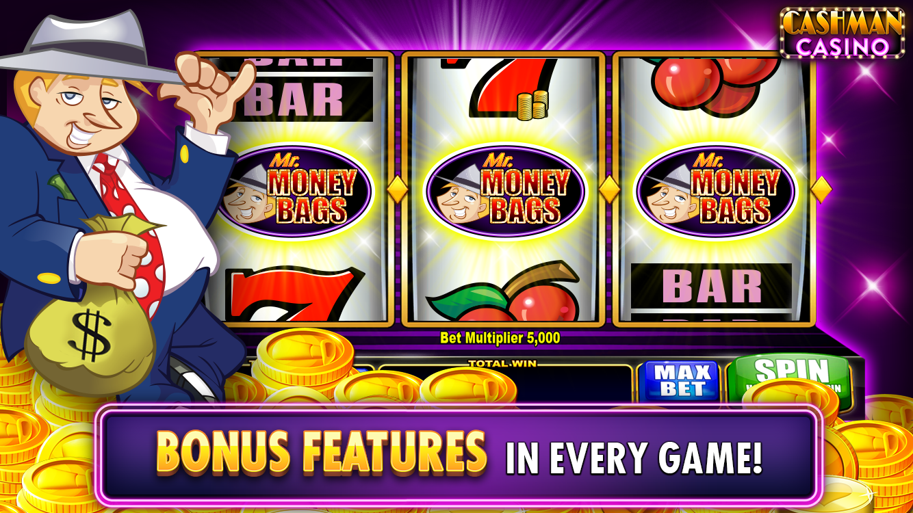 play cashman casino online