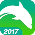 Dolphin Web Browser - Adblock, Safe & Private icon