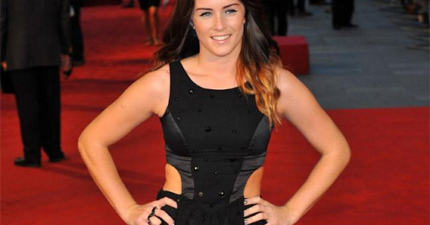 Lucie Jones prepared to go nude to win Eurovision