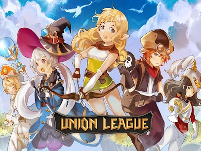 Union League MOD (Unlimited Coins) 7