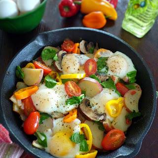 Italian Style Breakfast Skillet