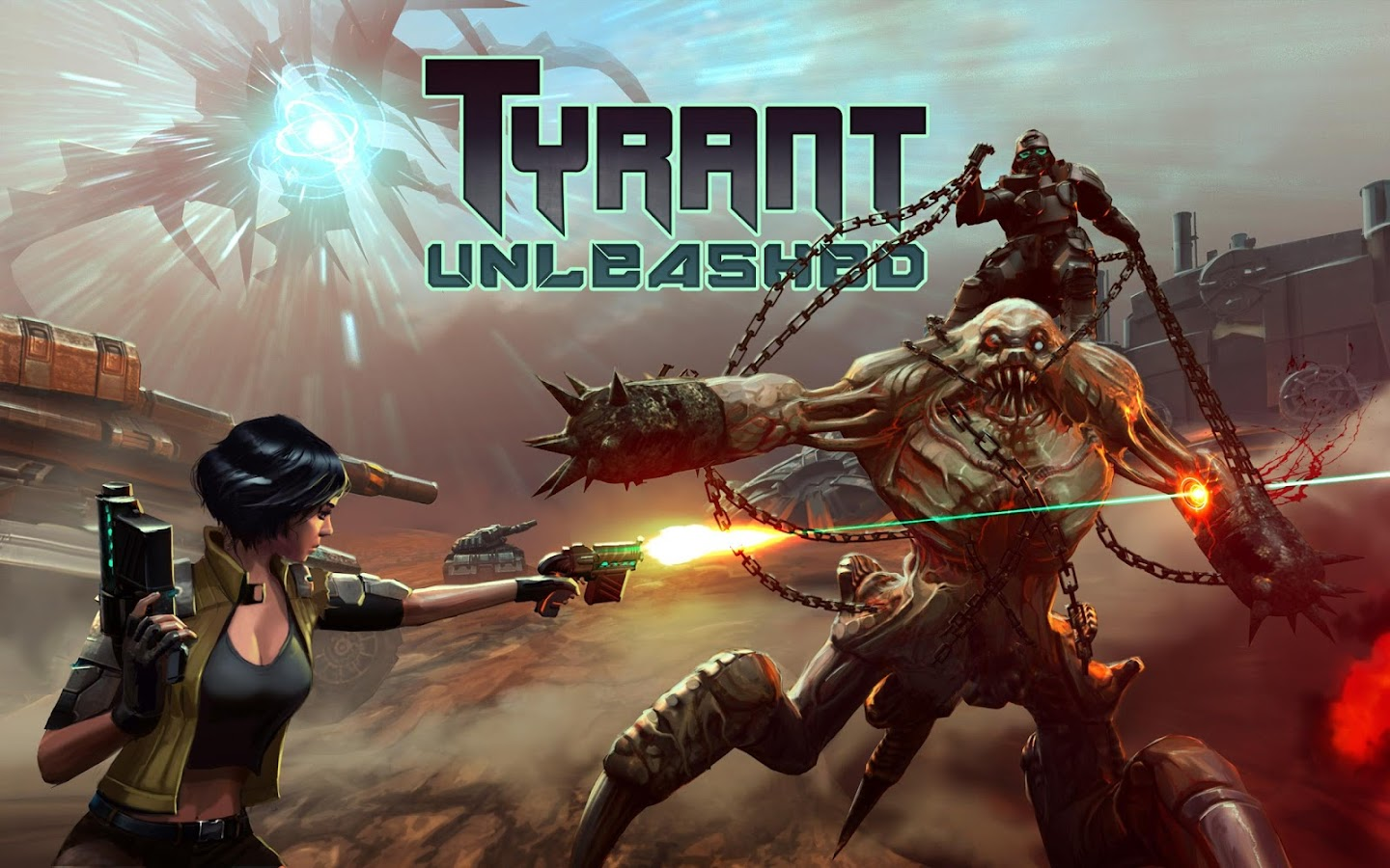 Tyrant Unleashed- screenshot