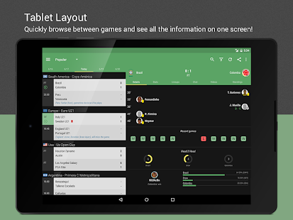 App All Goals - Football Live Scores APK for Windows Phone