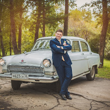 Wedding photographer Roman Zobkov (bender1313). Photo of 10.02.2015