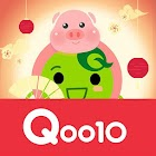 Qoo10 - Fun Shopping & Big Discount icon
