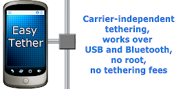 Download SecureTether - Secure no root Bluetooth tethering