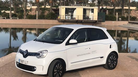 """""""Enganchados"""" al nuevo Twingo 100% eléctrico de Syrsa Automoción"""