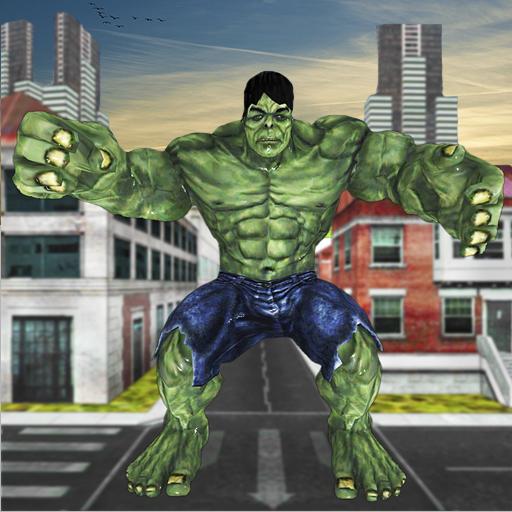 Monster Hero City Battle: Incredible Monster Fight