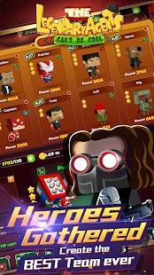 The legendary agents Screenshot