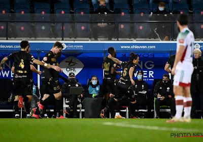 """Man van de match Nazon doet of zijn neus bloedt na provocatie: """"Ik heb niets tegen Brys, het was gewoon een viering"""""""