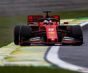 """Sebastian Vettel eerlijk na minder seizoen: """"Het was van mijn kant geen geweldig jaar"""""""