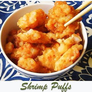 Shrimp Puff Appetizers Recipes